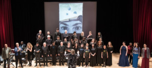 """Blind And Visually Impaired Music Students From  Lighthouse Guild Perform """"The Rhythm Of Life"""" Concert At  The Metropolitan Museum Of Art"""