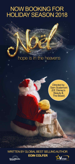 Holiday Musical NOËL to Kick Off North American Tour Today
