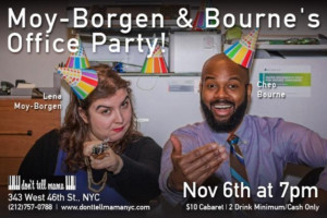 Moy-Borgen & Bourne's Office Party Returns with an ELECTION DAY SPECIAL