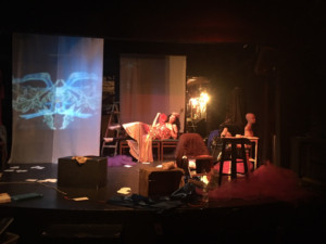LOVERS, LETTERS, AND KILLERS Opens At 13th Street Repertory