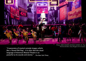 James A. Rocco To Direct A New YANKEE DOODLE DANDY