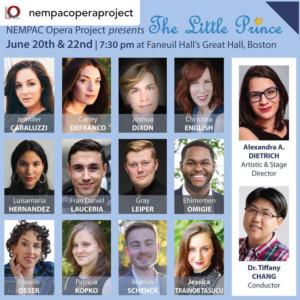 NEMPAC Opera Project Announces Cast Of Portman's THE LITTLE PRINCE