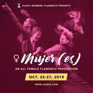 MUJER(ES), An All-Female Flamenco Production Will Debut at El Barrio Artspace