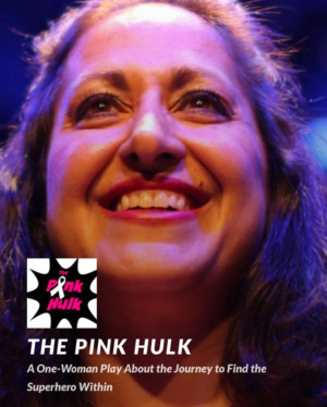 Cancer Survivor Valerie David Overcomes Adversity In THE PINK HULK, Coming To Manchester