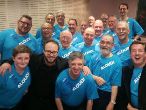 Dr Jonathon Welch AM Will Direct Play It Forward's New Brisbane Branch Of MEN ALOUD!