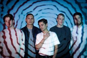Australian New-wave Quintet Gold Fields Shares New EP, 'Glow'