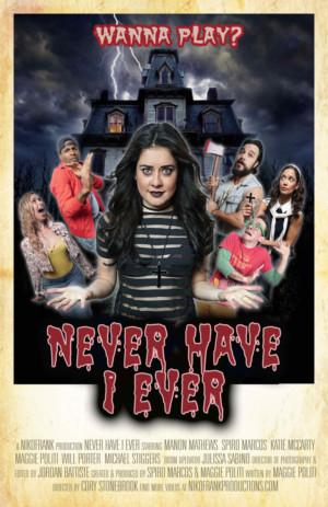 Comedian Manon Mathews Stars In NikoFrank Short NEVER HAVE I EVER By Maggie Politi