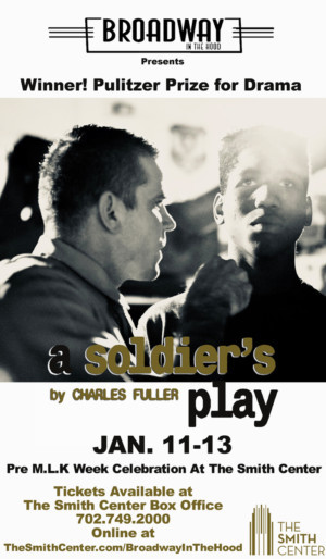 Broadway in the H.O.O.D to Debut A SOLDIER'S PLAY