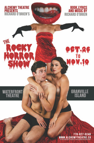 Experience THE ROCKY HORROR SHOW - LIVE This Halloween Season On Granville Island