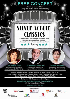Silver Screen Classics Playing This Saturday In Fitzroy