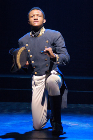 Local Naples Players' Kidzact Actor Cast In HAMILTON National Tour With Lin-Manuel Miranda