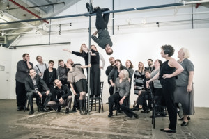 C4: The Choral Composer/Conductor Collective Presents New Choral Music With New York Composers Circle On Today At Church Of The Transfiguration In Manhattan