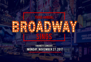 Starry Lineup Set for Broadway Method Academy's 2017 BROADWAY SINGS Gala