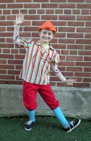 Wolf Performing Arts Center Presents Disney's MY SON PINOCCHIO JR