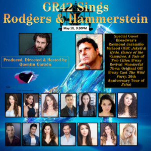 GR42 Returns to Sing Rodgers & Hammerstein