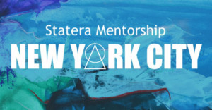StateraArts Announces Mentorship Chapter In New York City