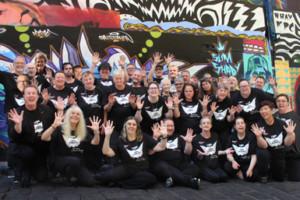 Jonathon Welch Farewells Choir Of Hard Knocks In SEASONS OF LOVE Concert