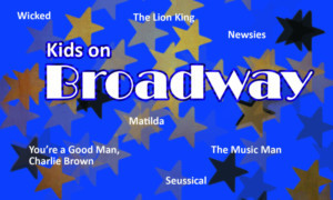 Kids On Broadway Feature At Town Theatre