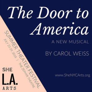 Casting Announced For THE DOOR TO AMERICA
