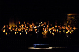 Travel In Light With Norwich Choir