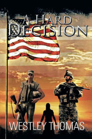 Author Westley Thomas Promotes His Novel, A Hard Decision