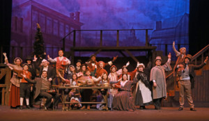 A CHRISTMAS CAROL, The Musical Rings In The Holiday Season At The Miracle Theatre