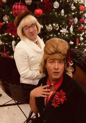 Christmas Comedy A TUNA CHRISTMAS Opens In Dickson Gaslight Dinner Theater