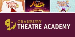 Granbury Opera House Announces Children's Series, Summer Camps