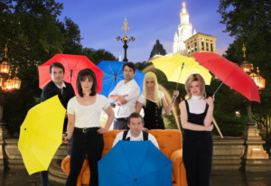 FRIENDS! The Musical Parody Offers A Valentine's Day Escape For Friends