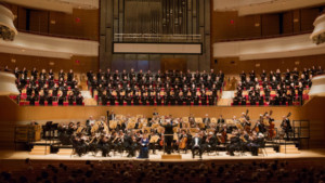 Pacific Chorale Opening Concert Pays Homage To Leonard Bernstein