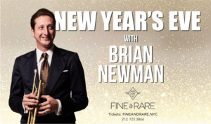 Brian Newman To Ring In New Year's Eve At Fine & Rare