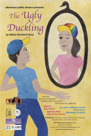 Dive Into a Queer and Quacky Retelling of THE UGLY DUCKLING at Allentown Public Theatre