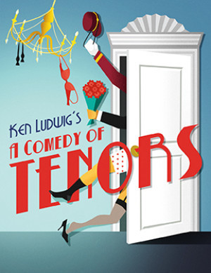 John Treacy Egan and More Complete Cast of Missouri Professional Premiere of A COMEDY OF TENORS