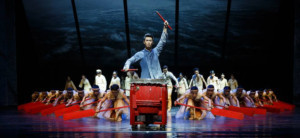 Guangdong Song & Dance Ensemble Returns to the U.S. With Award-Winning Chinese Dance-Drama DRAGON BOAT RACING