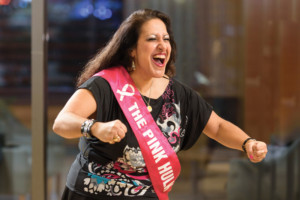 Award-Winning Actress/Playwright Valerie David Kicks Cancer To The Curb In THE PINK HULK