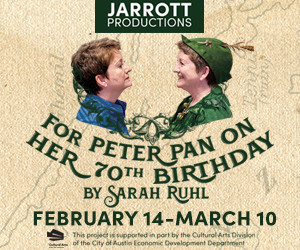Tickets On Sale For FOR PETER PAN ON HER 70th BIRTHDAY From Jarrott Productions