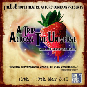 Beatles Music Plays Eltham in New Concert Production A TRIP ACROSS THE UNIVERSE
