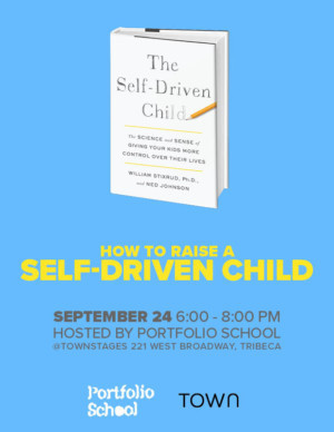 HOW TO RAISE A SELF-DRIVEN CHILD Comes to Town Stages