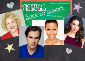 Additional A+ Talent Added To Class Roster For (mostly)musicals' BACK TO SCHOOL
