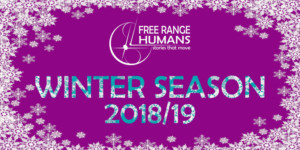 Free Range Humans Announces Casting For Winter 2018/19 Season