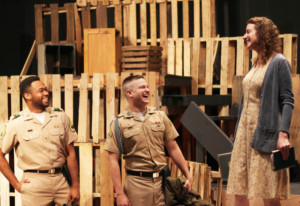 2018 Kicks Off With VIOLET at Olathe Civic Theatre Association
