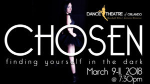 Dance Theatre Of Orlando Presents CHOSEN