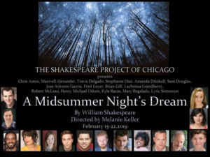 Shakespeare Project Of Chicago Presents Free Performances Of A MIDSUMMER NIGHT'S DREAM