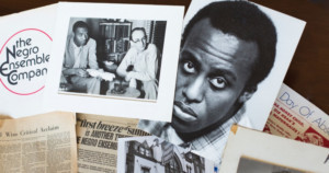 Emory University's Rose Library To Honor 50th Anniversary Of The Negro Ensemble Company's Founders