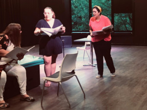 Native American New Play Festival Announces Cast For Featured Play NEECHIE-ITAS
