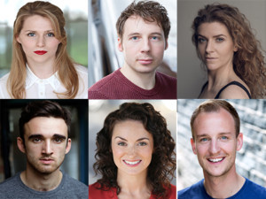 Cast Announced For Immersion Theatre's 2019 Summer Tour Of A MIDSUMMER NIGHT'S DREAM