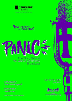 PANIC: THE STORY BEHIND THE WAR OF THE WORLDS BROADCAST Adds Performance, Extended Through October 30