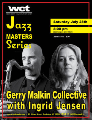 Gerry Malkin Collective With Ingrid Jensen Perform 'Post Bebop' Sound At WCT
