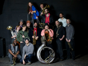 West Philadelphia Orchestra Brings New Orleans Twist To Special Mardi Gras Show At Franky Bradley's