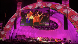 VIDEO: Watch Joshua Turchin Sing 'She's In Love' At Hollywood Bowl's THE LITTLE MERMAID